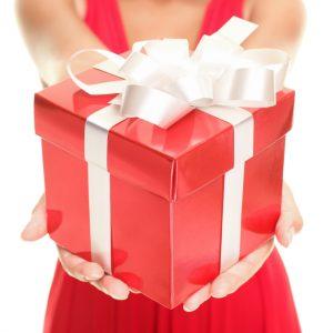 Gift woman