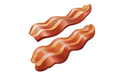 Why That New Year's Resolution Didn't Take. Hint: Because, Bacon.