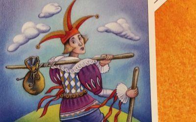 Adventures in Tarot: The Fool